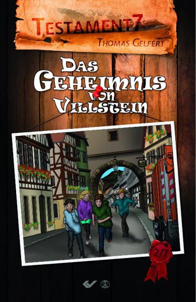 Das Geheimnis von Villstein [2]