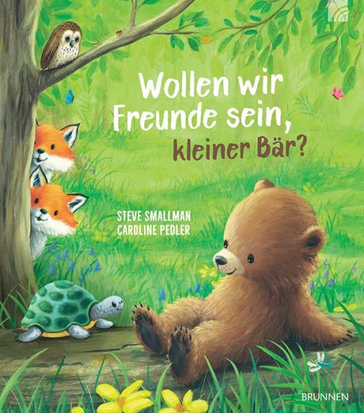 Wollen wir Freunde sein, kleiner Bär?