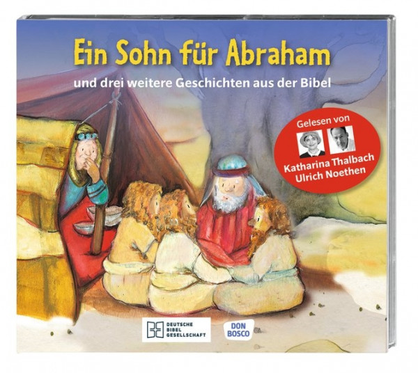 Ein Sohn für Abraham (CD)