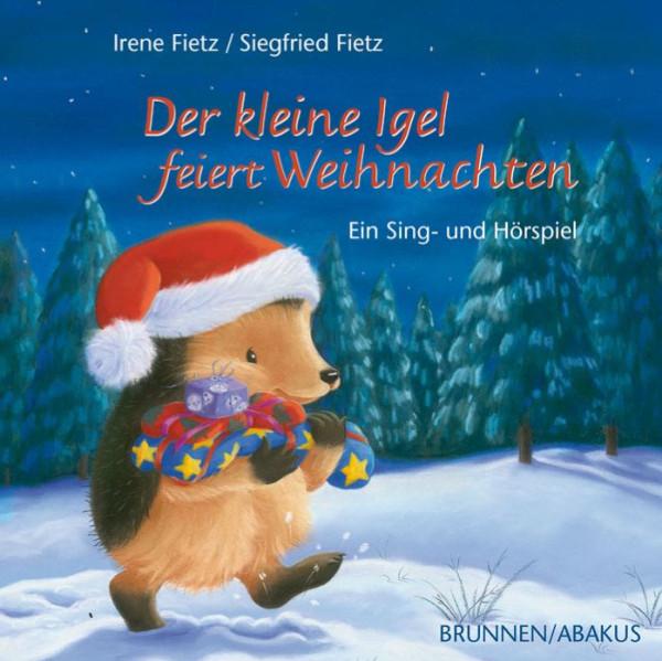 Der kleine Igel feiert Weihnachten (CD)