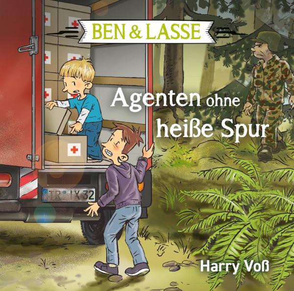 Ben & Lasse: Agenten ohne heiße Spur [2] (CD)