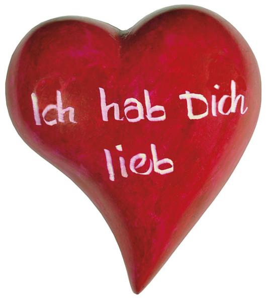 Herz: Ich hab dich lieb