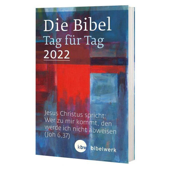 Die Bibel Tag für Tag 2021 (kartoniert)