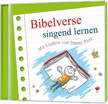 Bibelverse singend lernen (CD)