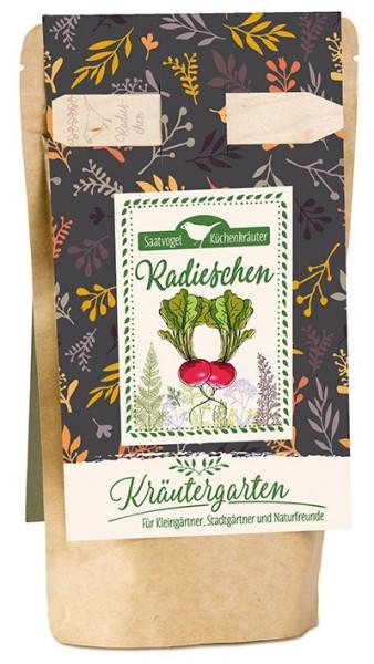 Radieschen /Saatvogel Küchenkräuter