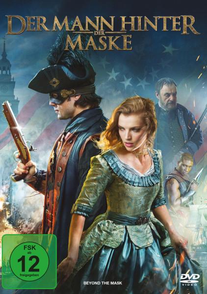 Der Mann hinter der Maske (DVD)