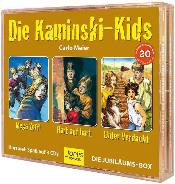 Die Kaminski-Kids - Die Jubiläums-Box (3 CDs)