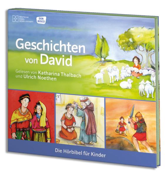 Geschichten von David (CD)