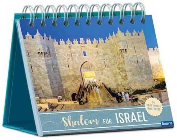 Shalom für Israel