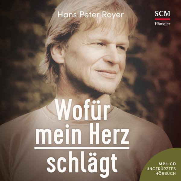 Wofür mein Herz schlägt - Hörbuch (MP3-CD)
