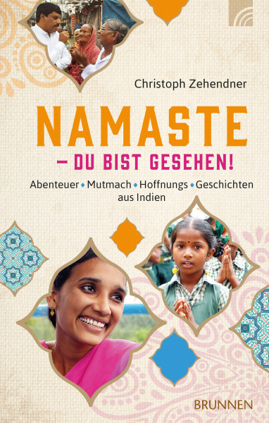 Namaste - Du bist gesehen!