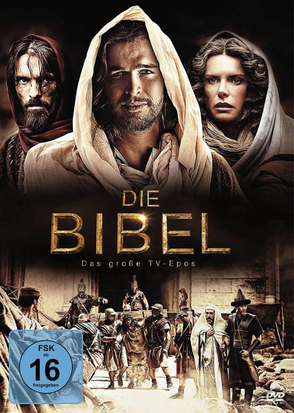 Die Bibel - Staffel 1 (4 DVDs)