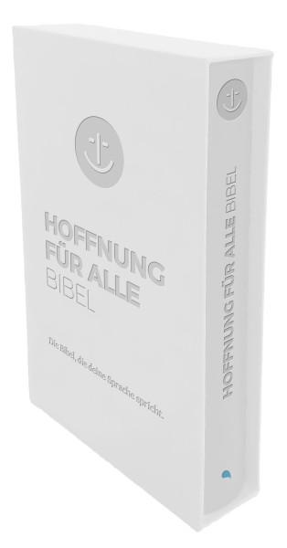 Hoffnung für alle 'White Hope Geschenkbibel'