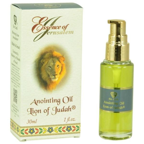 Salböl Löwe von Judah