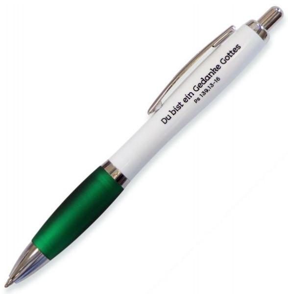 Kugelschreiber 'Rom' grün