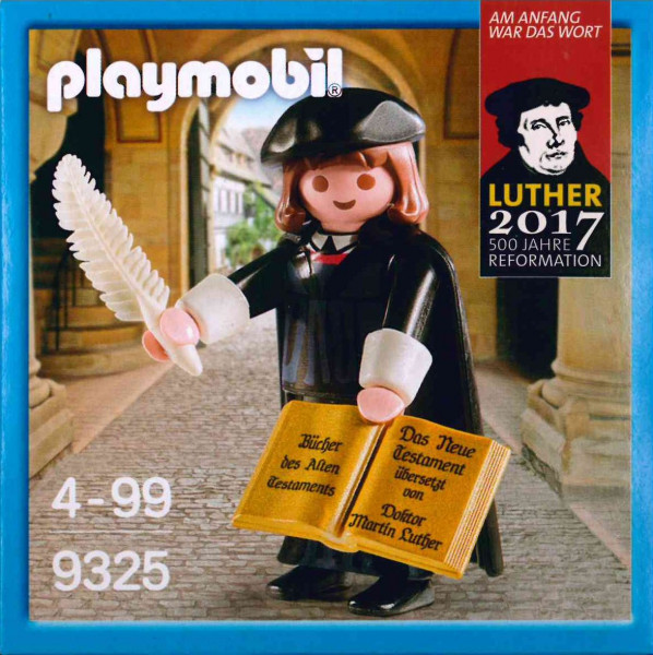 Playmobil-Figur 'Martin Luther'