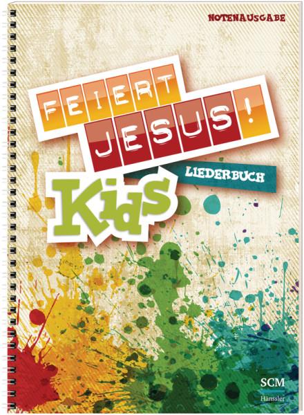 Feiert Jesus! Kids (Liederbuch - Noten)
