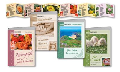 Spar-Paket: Faltbücher