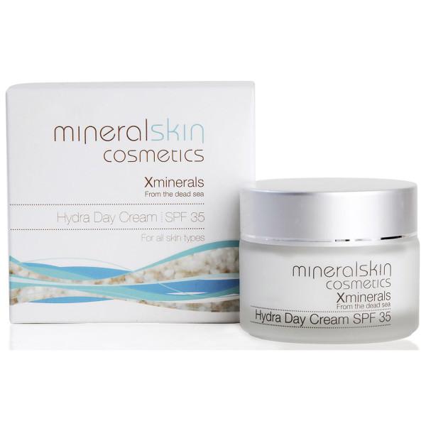 Tagescreme: X-Minerals Hydra Day Cream LSF 35