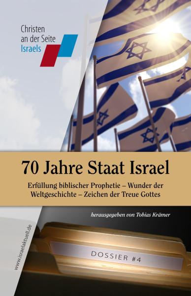 70 Jahre Staat Israel