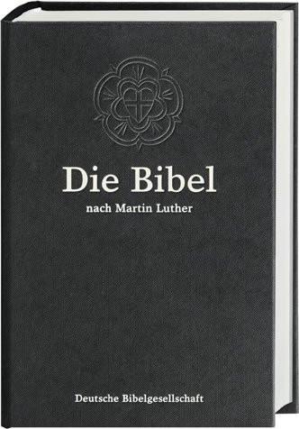 Lutherbibel - Standardausgabe, schwarz