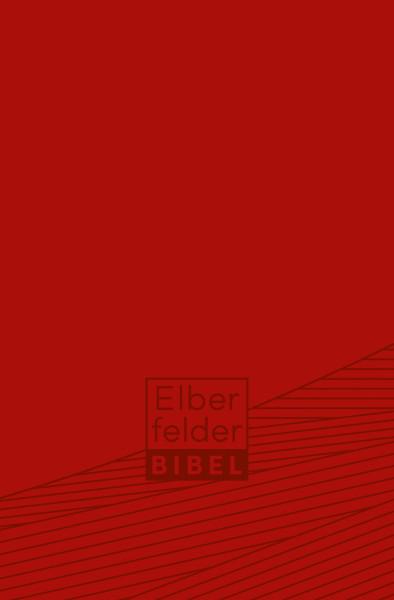 Elberfelder Bibel Taschenausgabe (rot)