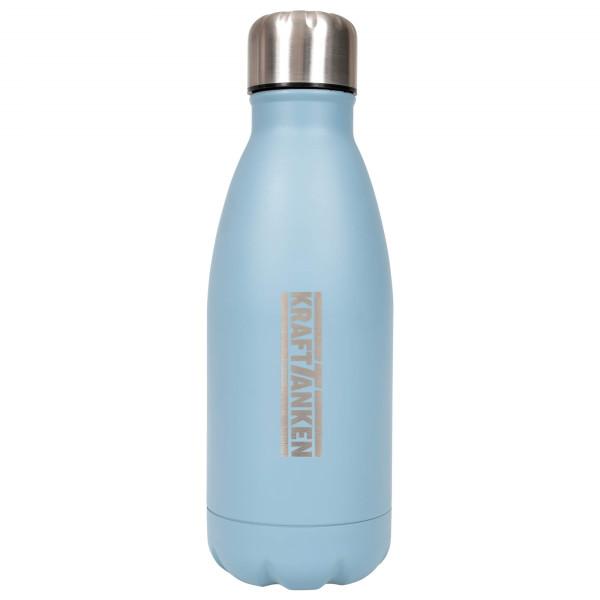 Trinkflasche, blau