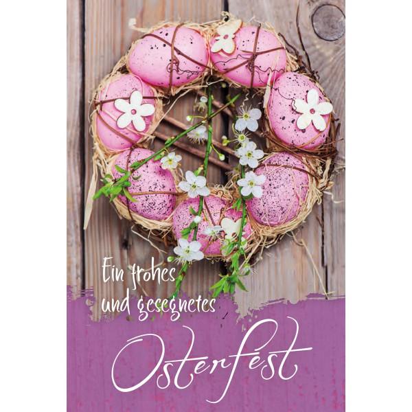 Ein frohes und gesegnetes Osterfest