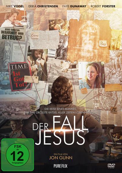 Der Fall Jesus (DVD)