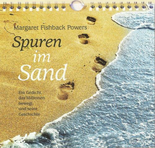 Spuren im Sand - Geburtstagskalender