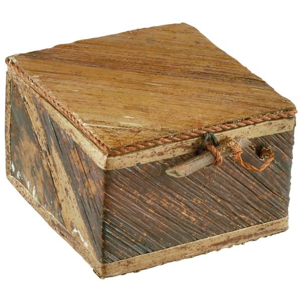 Bananenblatt-Geschenk-Box
