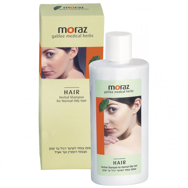 Moraz Kräutershampoo normales/fettiges Haar