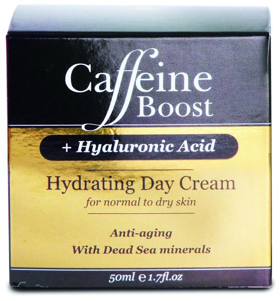 Caffeine Boost Tagescreme - Anti Aging