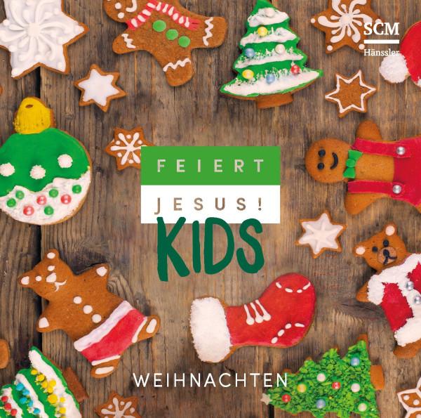 Feiert Jesus! Kids - Weihnachten (CD)