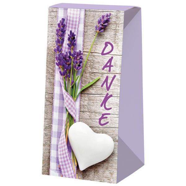Lavendel / Herz