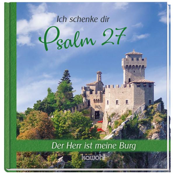 Ich schenke dir - Psalm 27