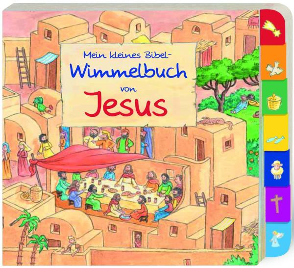 Mein kleines Wimmelbuch von Jesus