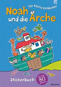 Noah und die Arche Stickerbuch