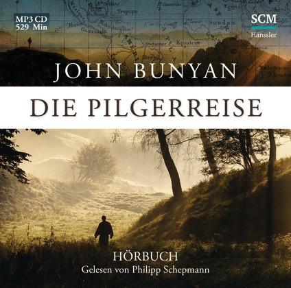 Die Pilgerreise (MP3-CD)