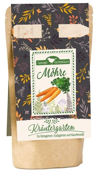 Möhre /Saatvogel Küchenkräuter