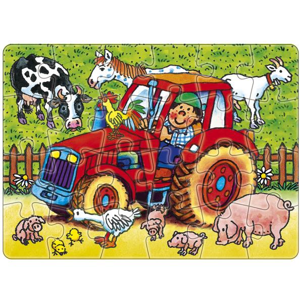 Traktor / Tiere