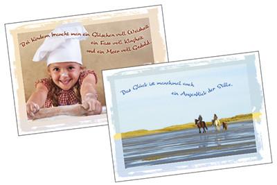 Spar-Paket: Bleib Gelassen Motive