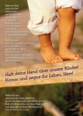 Halt deine Hand