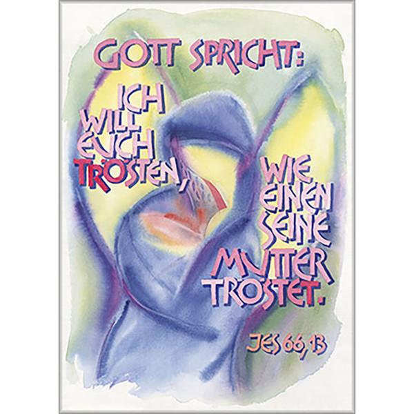 Gott spricht: Ich will euch trösten - Galerie - 1 x 12 Karten