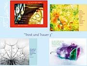 Postkarten Set - Trost und Trauer 3