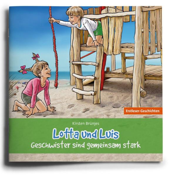 Lotta und Luis - Geschwister sind gemeinsam stark [2]