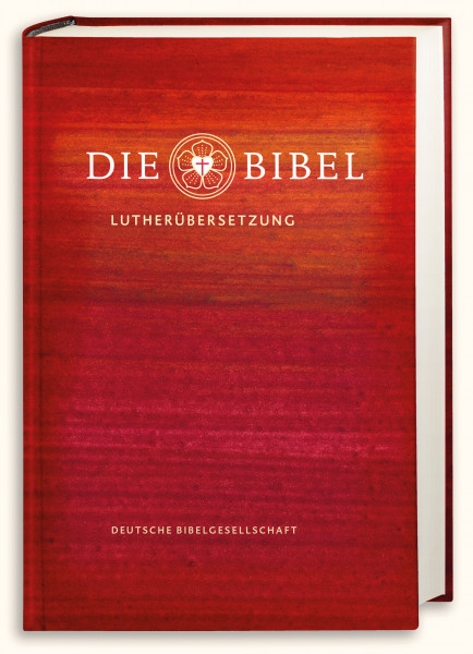 Lutherbibel - Schulbibel, rot