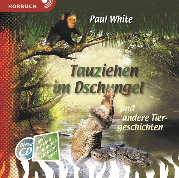 Tauziehen im Dschungel (MP3-CD)